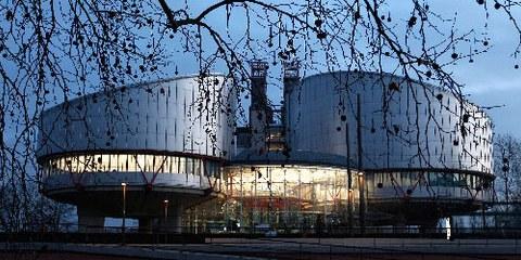 Der Europäische Gerichtshof für Menschenrechte in Strassburg © REUTERS/Vincent Kessler