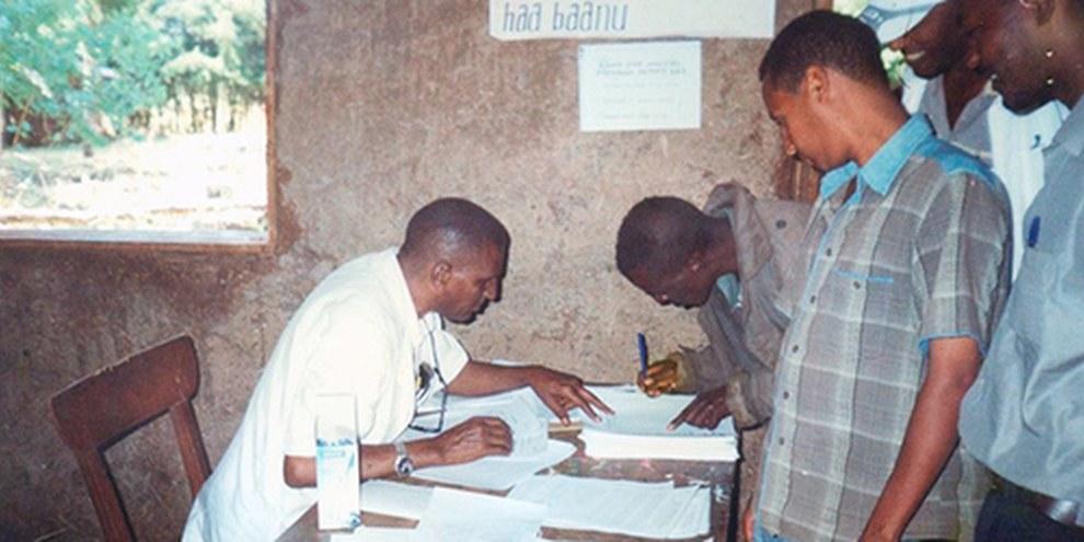 Seit 2009 behindern repressive Gesetze die Arbeit des äthiopischen Menschenrechtsrats. © Privat