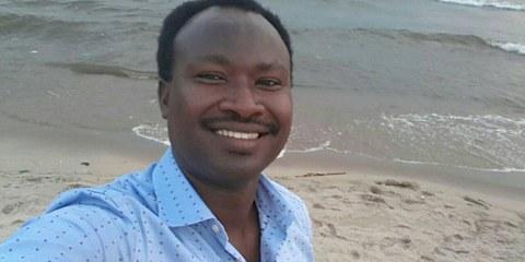 Germain Rukuki kommt hoffentlich bald frei, nachdem er bereits vier Jahre in Haft verbringen musste © Privat