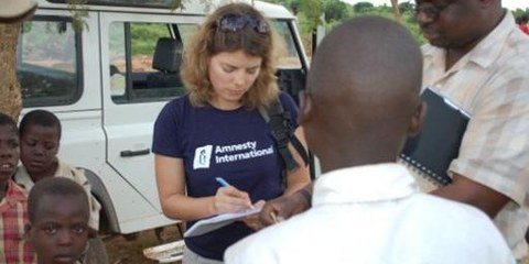 AI-Mission in den Flüchtlingslagern in Uganda