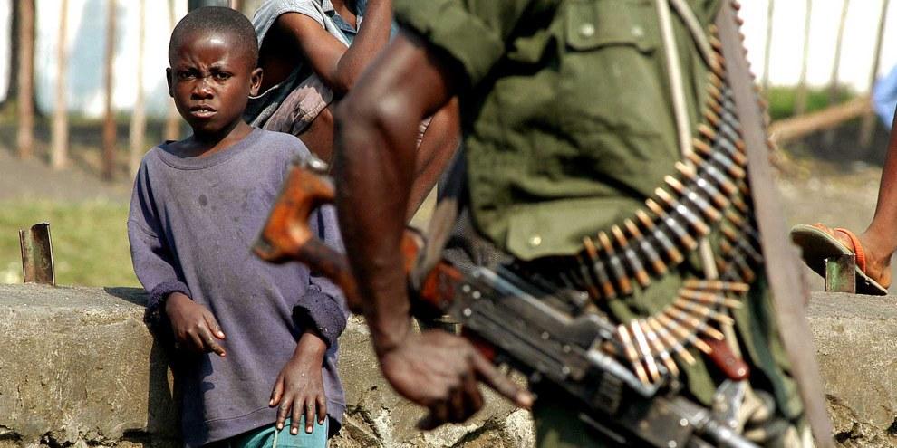 Die kongolesischen Sicherheitskräfte versuchten mit allen Mitteln, Demonstrationen gegen die Regierung zu unterbinden. © APGraphicsBank
