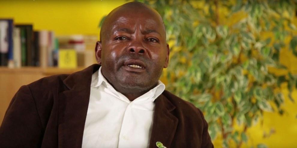 Interview mit Murhabazi Namegabe