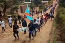 Präsident Tshisekedi muss sich für Menschenrechte starkmachen
