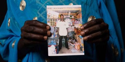 Die Angehörigen haben ein Recht darauf zu erfahren, was mit den Verschwundenen passiert ist. © Vincent Tremeau/Amnesty International