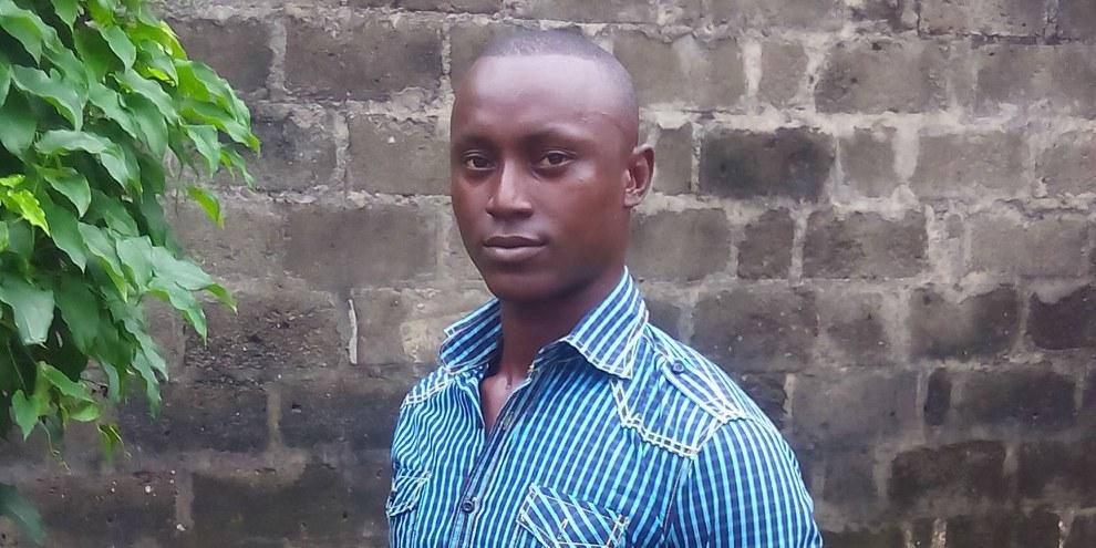 Moses Akatugba. © Hursdef
