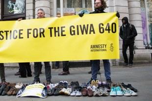 Keine Gerechtigkeit für die Opfer des Giwa-Massakers