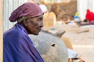 Ältere Menschen leiden besonders unter dem Konflikt mit Boko Haram
