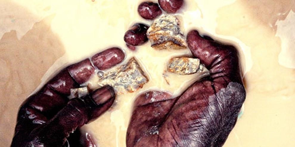Der Osten Senegals ist reich an Gold, was zahlreiche Bergbauunternehmen anzieht.© Laeila Adjovi
