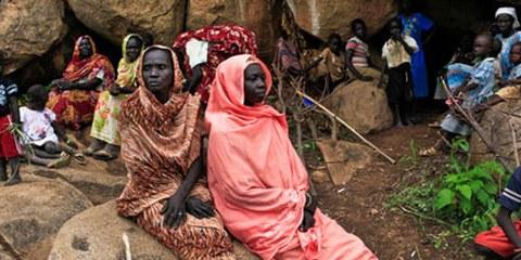 Über 100'000 Menschen wurden im Mai 2011 aus Abyei vertrieben. © Carsten Stormer