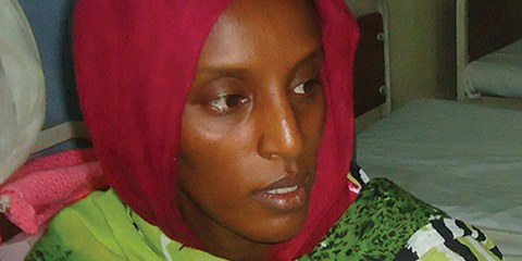 Meriam Yehya Ibrahim © AFP/Getty Images
