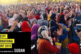 Jahresbericht Sudan 2019