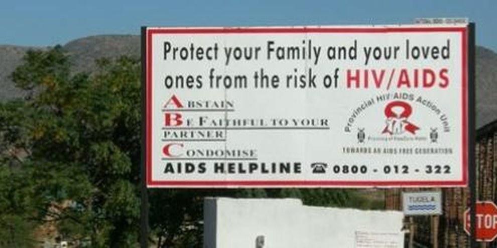 Aids-Prävention in KwaZulu-Natal © AI