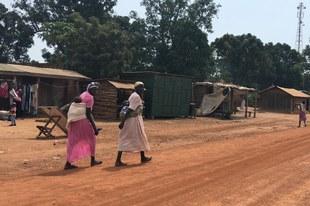 Gewaltexzesse und der Einsatz von Hunger als Waffe zwingen eine Million Menschen zur Flucht