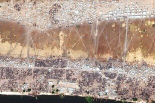 Systematische Tötungen, Vertreibungen und Zerstörungen in der Region Upper Nile