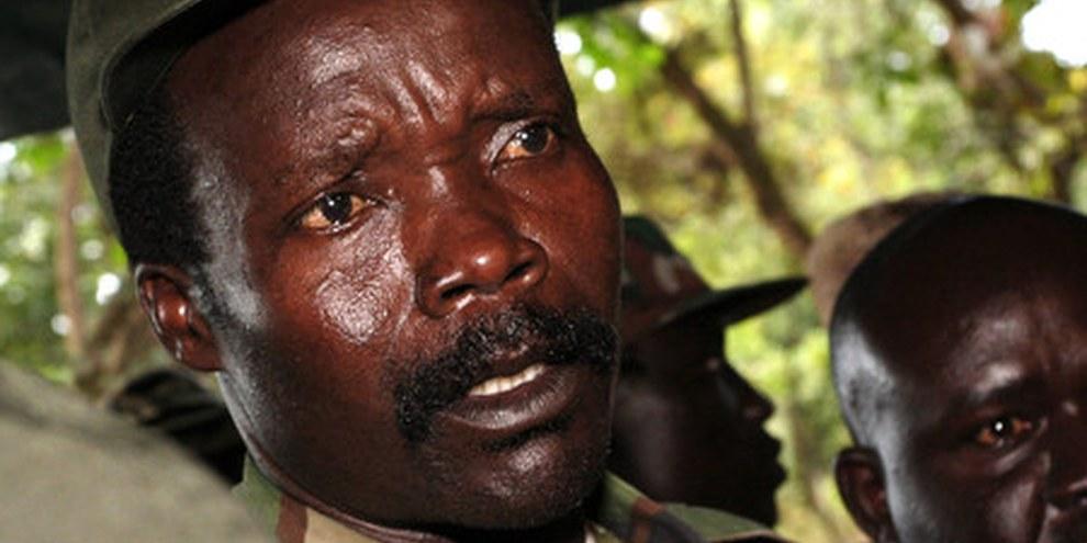 Joseph Kony, Anführer der Lord's Resistance Army (LRA). © APGraphicsBank
