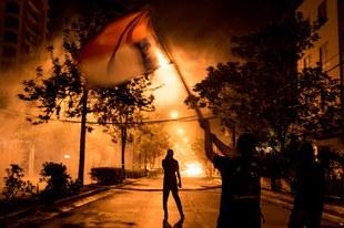 «Die Menschen haben jedes Recht und jeden Grund zu protestieren»