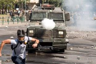 Regierung verantwortlich für systematische Menschenrechtsverletzungen bei Protesten