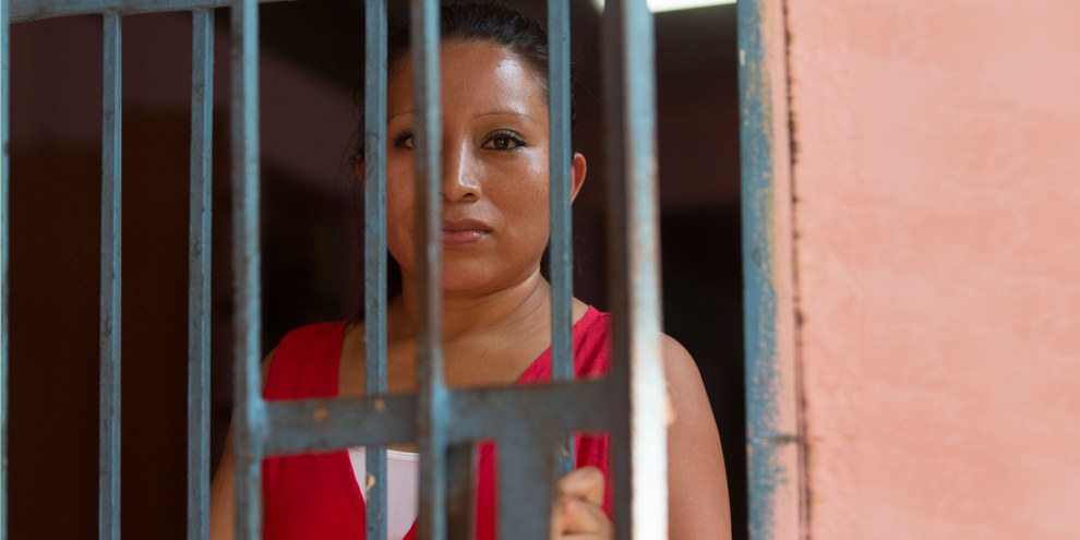 Teodora del Carmen Vásquez © Amnesty International