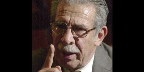 Ex-Diktator Efraín Ríos Montt ©AP