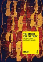 Cover report: «You cannot kill the truth»