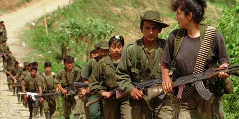 Die FARC haben ein Ende der Enführungen gegen Lösegeld angekündigt © AP