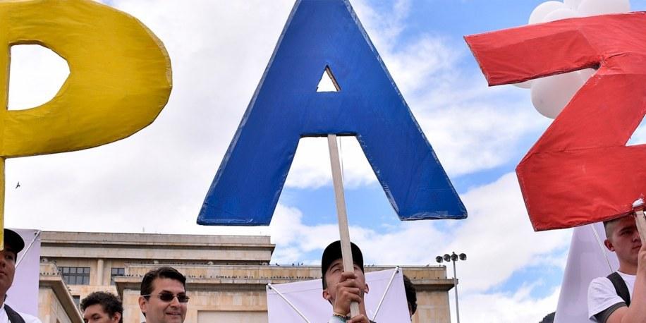 Am 30. November 2016 hat der Kongress das langersehnte Friedensabkommen ratifiziert. © GUILLERMO LEGARIA/AFP/Getty Images