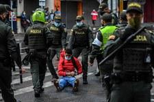 Massive Polizeigewalt gegen Demonstrierende