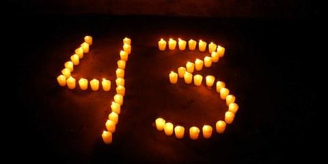 Die Tragödie von Ayotzinapa beweist, dass unliebsame Kritiker in Mexiko einfach zum Verschwinden gebracht werden. © Telesur