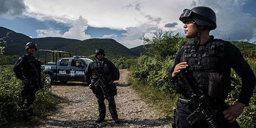 Die mexikanische Armee hat den Auftrag, die öffentliche Sicherheit zu wahren. Wer kontrolliert sie dabei? © Miguel Tovar/LatinContent/Getty Images