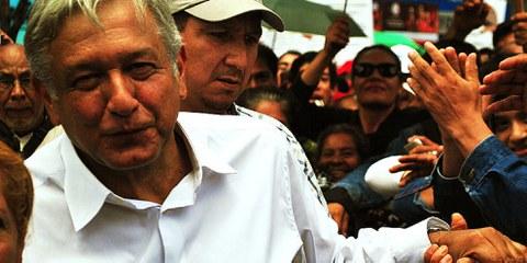 Andrés Manuel López Obrador soll Menschenrechte zu einer Priorität seiner Amtszeit machen.© Wikicommon