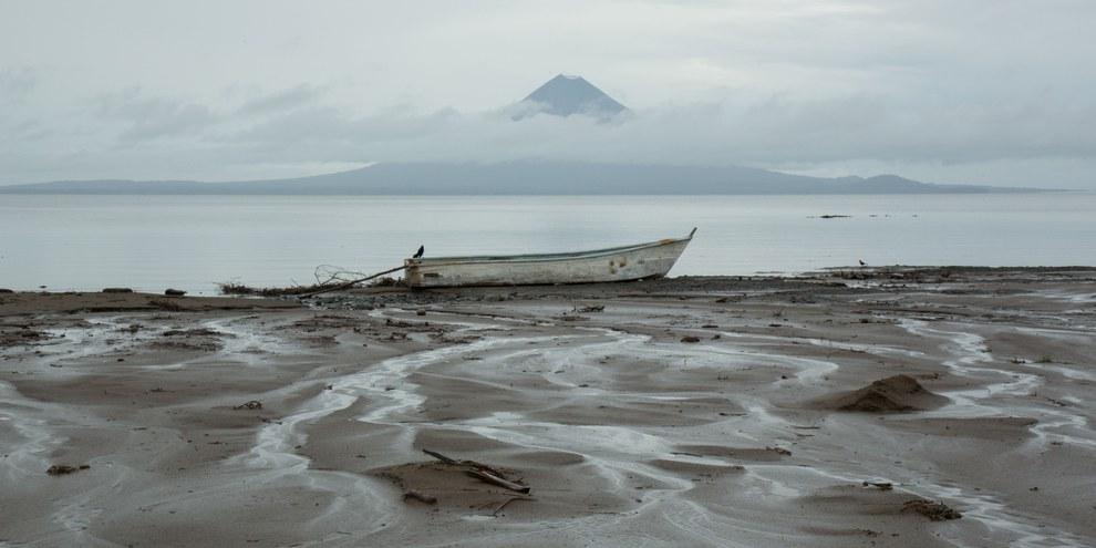 Der Nicaragua-See ist das grösste Süsswasserreservoir Zentralamerikas. Der Kanal soll mitten durch den See führen. ©  Tom Laffay