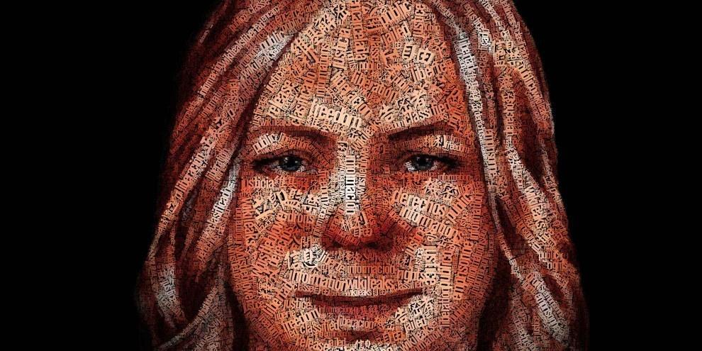 Chelsea Manning war zu 35 Jahren Haft verurteilt worden. © Amnesty International