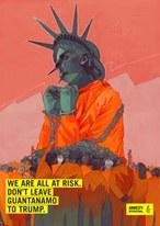 Überlassen Sie Guantánamo nicht Trump!
