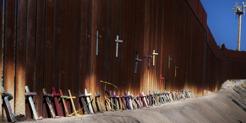 Grenze USA-Mexiko, Februar 2017 © Amnesty International – Hans-Maximo Musielik