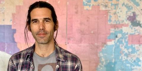 Scott Warren drohen zwanzig Jahre Haft, weil er Menschen auf der Flucht geholfen hat. © Amnesty International