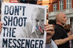 Julian Assange darf nicht ausgeliefert werden