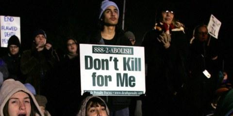 Fortschritt: Mittlerweile haben 21 US-Bundesstaaten die Todesstrafe abgeschafft oder setzen sie nicht mehr um.