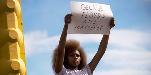 Petition Geroge Floyd