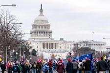 Präsident Trump schürt durch seine Aussagen Gewalt in Washington