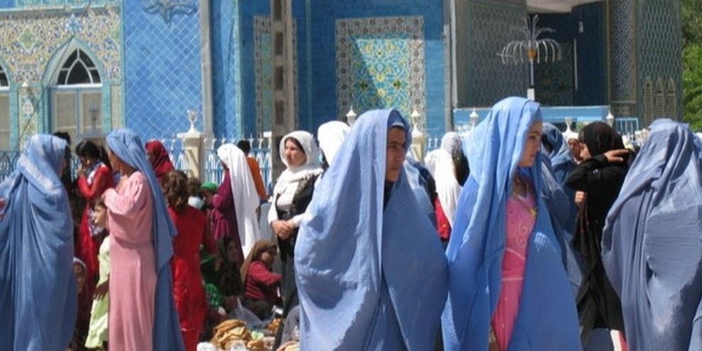Frauen in Afghanistan © Amnesty International