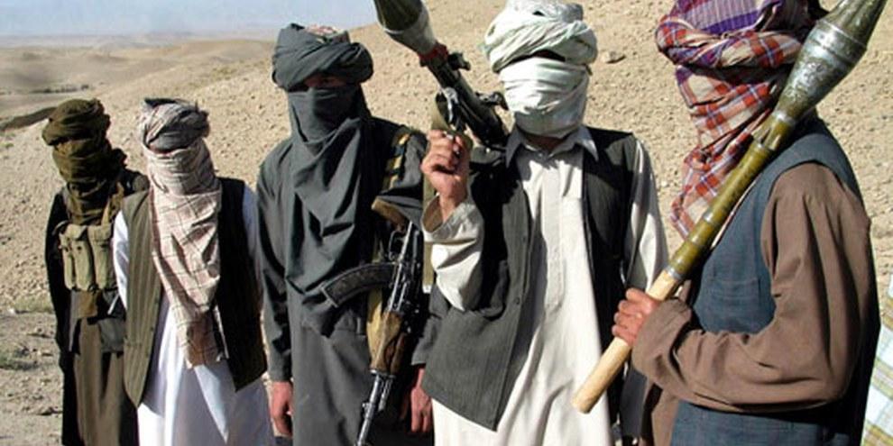 Taliban-Kämpfer in Afghanistan © APGraphicsBank