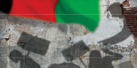 Afghanische MenschenrechtlerInnen müssen sich in einem äusserst gefährlichen Umfeld bewegen. © Colin Foo