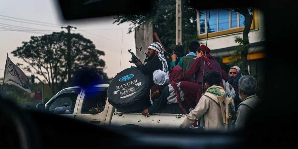 Nach der Machtübernahme durch die Taliban wurden mehrere Zivilisten getötet. © MARCUS YAM / LOS ANGELES TIMES