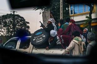 Sicherheitskräfte der ehemaligen afghanischen Regierung von Taliban getötet