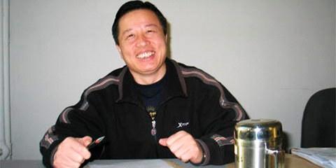 Gao Zhisheng vor seiner Verhaftung 2006. © Hu Jia