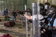 Hongkong: Polizei geht unverhältnismässig hart gegen Demonstrierende vor