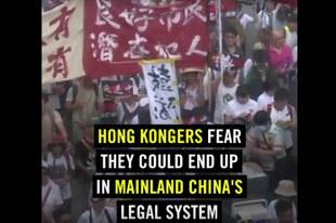 Hongkong: Verzicht auf die Revision des Ausschaffungsgesetzes ist nicht genug