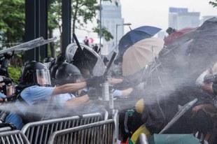 Hongkong: Zunehmende Einschränkung der Meinungs- und Versammlungsfreiheit bereits seit 2014