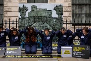 Uno muss wegen Gräueltaten in Xinjiang handeln