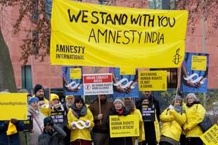 Regierung verunmöglicht Arbeit von Amnesty-Indien